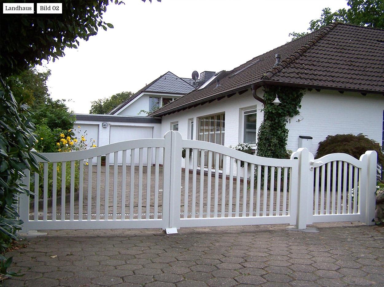 landhaus | landhof walter, Moderne